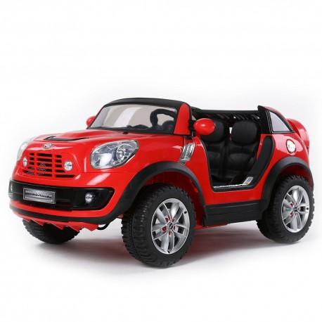 Macchina Elettrica Auto Per Bambini Nuova Mini Cooper Countryman 12v
